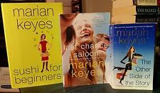 Marian Keyes Set of 3 Last Chance Saloon/Other side of the Story/Sushi for B...