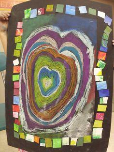 Jim Dine Inspired Hearts