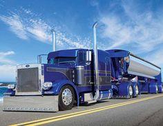 All Truck, Train Truck, Big Rig Trucks, Dump Trucks, Mack Trucks, Peterbilt 379, Peterbilt Trucks, Custom Big Rigs, Custom Trucks