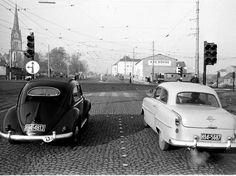 Mit H für Hessen: So funktionierten die alten Autokennzeichen: KS gab es nicht!