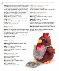 Fotografia Crochet Birds, Easter Crochet, Crochet Baby, Crochet Doll Pattern, Crochet Patterns Amigurumi, Crochet Dolls, Crotchet Animals, Knitted Animals, Crochet Gratis