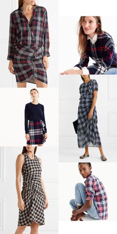Plaid Dressing for Thanksgiving http://ridgelysradar.com/2017/11/plaid-dressing-for-thanksgiving.html