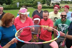 Team Olympics | Corporate Team Building Activities | Team Builders Plus