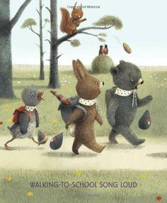 The Loud Book!: Deborah Underwood, Renata Liwska: