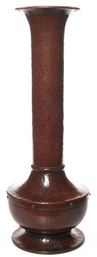 Roycroft American Beauty vase
