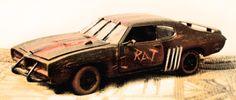 http://www.deviantart.com/art/Post-apocalyptic-Pontiac-GTO-1969-Mad-Max-style-347307639