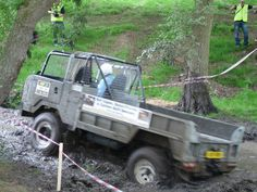Eastnor Castle Team Recovery 2008