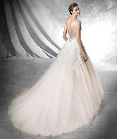 10 robes de mariees romantiques (10)