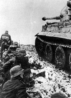 Countering Soviet attack on the Eastern Front