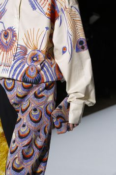 Dries Van Noten Fall 2018 Ready-to-Wear Collection - Vogue