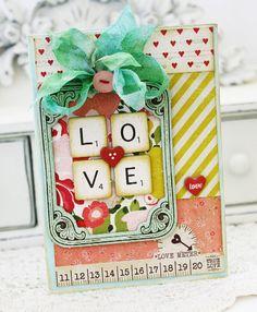 Love Card by melis