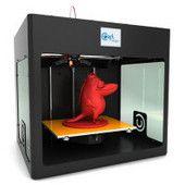 CraftBot 3D printer on #Indiegogo