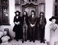 August 22, 1969: The Beatles' Final Photo Shoot  (photographers Ethan Russell and Monte Fresco)