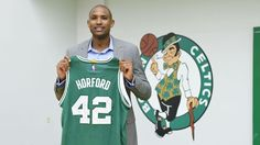 #NBA  Great expectation in Boston with Al Horford in town