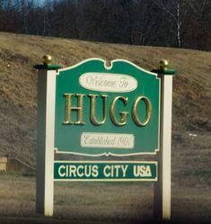 Hugo Oklahoma