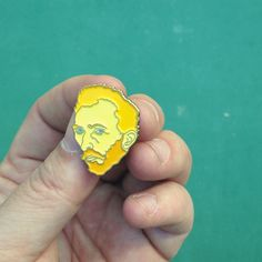 'Vincent' Pin