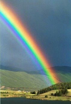 Rainbow God is Special to me Rainbow.❤