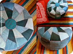 32 Recycled Denim Jeans Projects