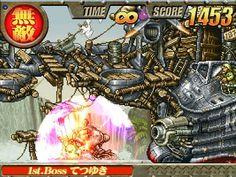 Metal Slug PC Collection es una recopilación de siete juegos arcade clásicos de la franquicia Metal Slug Formato ISO Full DVD 5 Medicina Reloaded Español