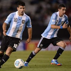 World Cup 2014 team profile: Argentina el Kun y el Fideo.