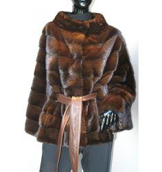 Resultado de imagen de chaqueta vison