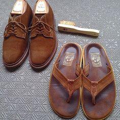 2016/06/12 18:14:33 nemo_hiro.16 今日の足元❗️ こんばんは 今日履いたALDEN これから履くISLAND SLIPPER をブラッシング! コードバンも良いけど やっぱりSNUFFも良いな! ♪ #shoes##alden#オールデン #sandals#islandslipper#アイランドスリッパ #madeinUSA #江戸屋#スエードブラシ #ootdmen#ootd#outfit#coordinate#daylook#mensfashion#fashionista#menswear#menstreetstyle#fashiongram#fashionsnap#instafashion#fashionlove#style#mensstyle#styleformen#mensclothing#shoeslover#shoestagram#足元くら部