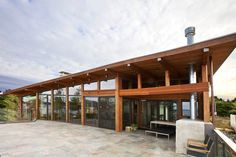 west coast timber architecture - Google Search