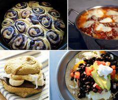 Gourmet Camping Recipes Main