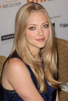 Amanda Seyfried and Blond Hair Photograph