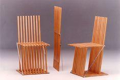 "self assembly ""Zebra"" chair"