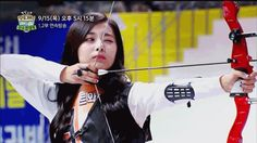 Hollywood film directors retweet TWICE Tzuyu's magical archery GIF?- Dang she does look like a goddess, flawless. Lmao the videos are hilarious of pple imitating her in this viral gif:P