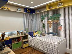 Boy Toddler Bedroom, Big Boy Bedrooms, Boys Bedroom Decor, Bedroom Cupboard Designs, Kids Room Furniture, Home Room Design, Lucca, House Rooms, Decoration