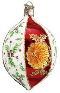 Old World Christmas Ornaments | Ornaments.com....we had some like these when I was growing up
