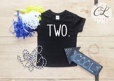 Birthday Boy Shirt / Baby Boy Clothes 2 by CourtneyLeighPrints