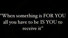 Be you! #foryou #beyou