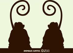 ¿Qué animales ves?