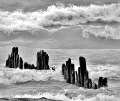 Grey Day by Kathleen Mendel