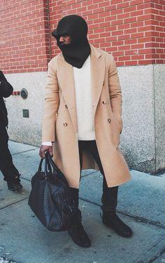 Kanye Kanye West Outfits, Kanye West Style, Yeezy, Duster Coat, Mens Fashion, Seasons, Celebrities, Jackets, King