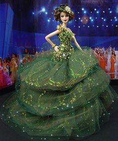 OOAK Barbie NiniMomo's Miss Portugal 2011