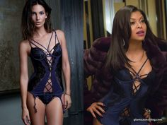 empire-fox-fashion-cookie-lyons-taraji-p-henson-lingerie-victoria-s-secret-limited-edition-lace-crisscross-merry-widow-corset-panty-glamazons-blog