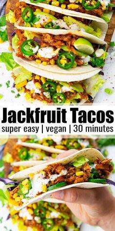 Vegan Mexican Recipes, Vegan Lunch Recipes, Delicious Vegan Recipes, Cooking Recipes, Healthy Recipes, Vegan Food, Healthy Eats, Salad Recipes, Keto Recipes