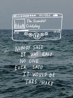 Coldplay - The Sientist