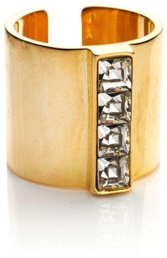 #henribendel.com          #ring                     #ROYALTON #METAL #RING    THE ROYALTON METAL RING                             http://www.seapai.com/product.aspx?PID=1296673