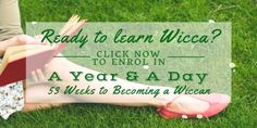 Every Witch or Wiccan should create their own Book of Shadows.Find out why & how to find or make, prepare, bless, & use a Grimoire & Book of Mirrors...A Year & A Day to Becoming a Wiccan Lesson 0 Pt 1