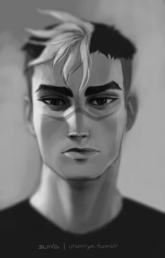 """shiro headshot "" i had to, ok? i'm weak"