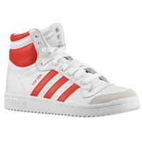 adidas Originals Top Ten - Boys' Grade School - White / Red