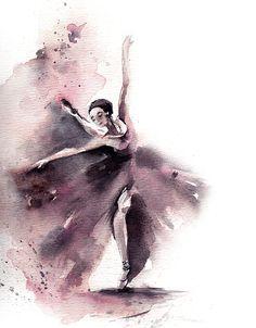Ballerina by Sophia Rodionov
