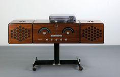 Brionvega RR-126 - 1965
