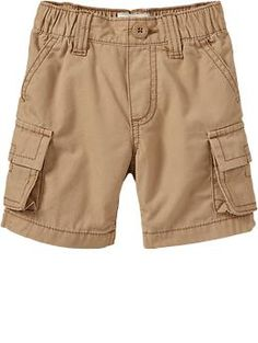 Pull-On Cargo Shorts for Baby   Old Navy