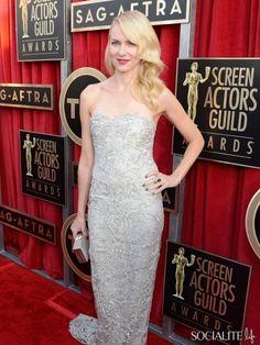 Naomi Watts At The 2013 Annual Screen Actors Guild Awards